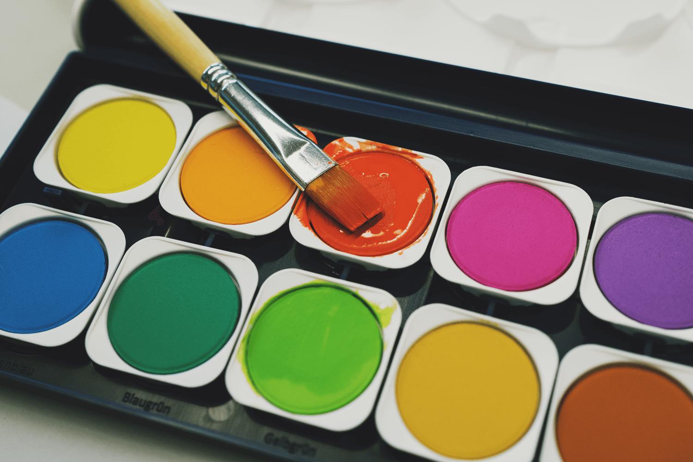 School & Art Pinsel