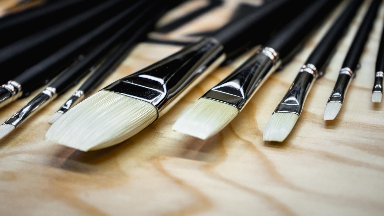 Black Line Pinsel