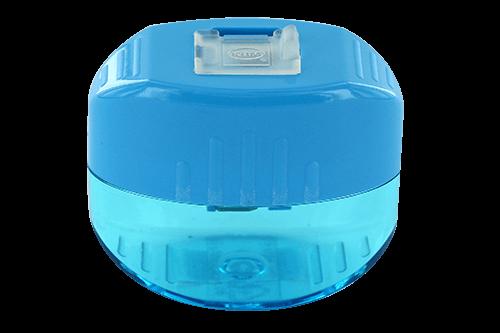 Magnesiumanspitzer mit Kunststoffbehälter Auch mit Kunststoffanspitzer erhältlich.