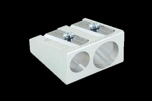 Magnesium Doppelanspitzer, Keilform