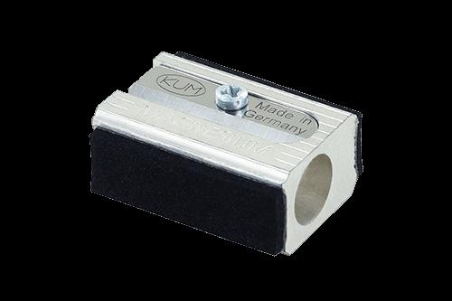 Höchstpräzisions Magnesium Einfachspitzer, mit SOFTIE Grip, KUMINOX veredelt
